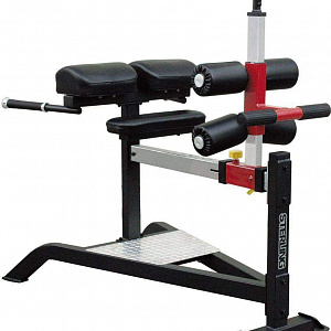 Impulse SL7013 Glute Ham Bench